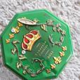 ALDI EUROPEAN COOKIE TIN WITH MUSICAL LID