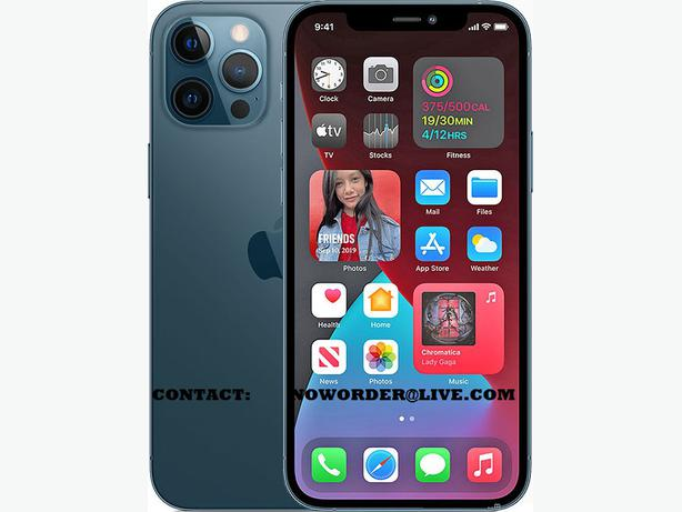 Unlocked iPhone 12 Pro Max and others