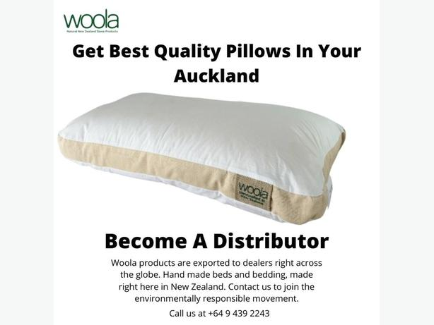 Get Best Quality Pillows In Your Auckland