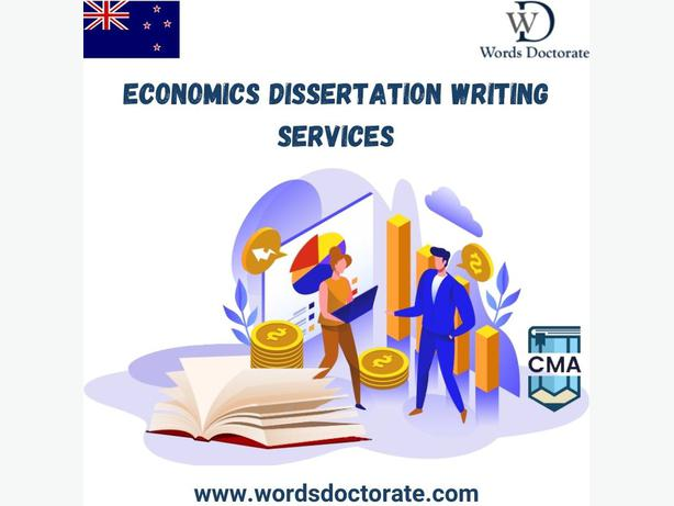 Economics Dissertation Writing Services