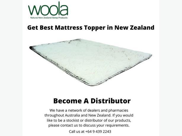 Get Best Mattress Topper in New Zealand