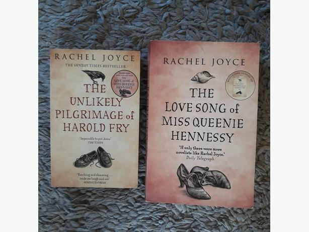 TWO BOOKS BY RACHEL JOYCE!