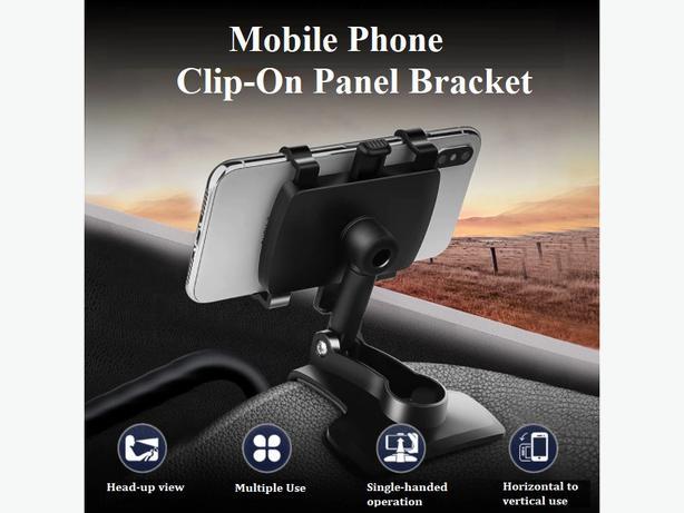 Car Mobile Phone Holder Clip Mount Stand Display Bracket