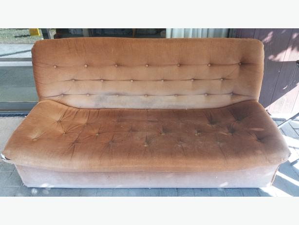 Sofa suitable for a large outside dog