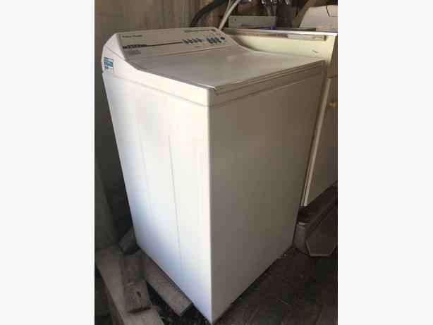 FREE: Fisher & Paykel washing machine (Spares & repairs)