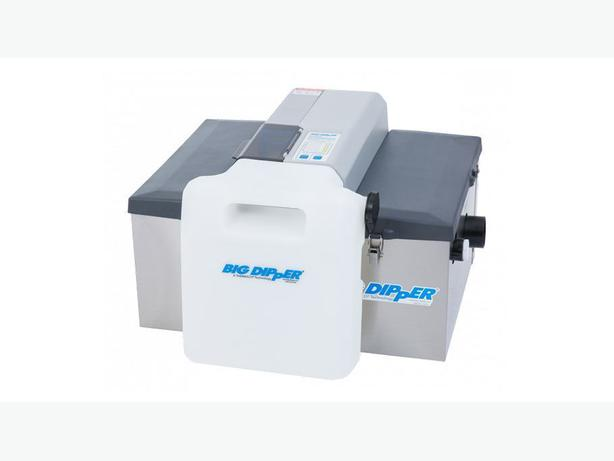 Buy Big Dipper Automatic Grease Trap from Clenz