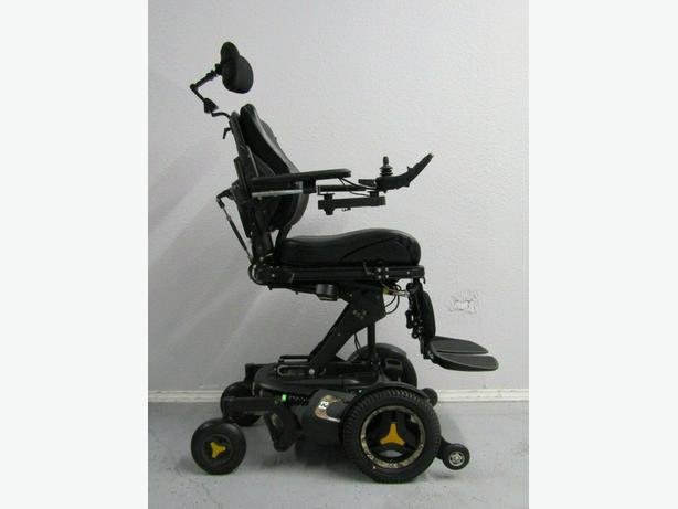 FREE: Foldable Electric Wheelchair.