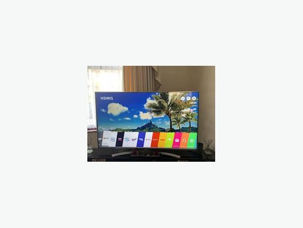 Used LG 65 inches smart TV