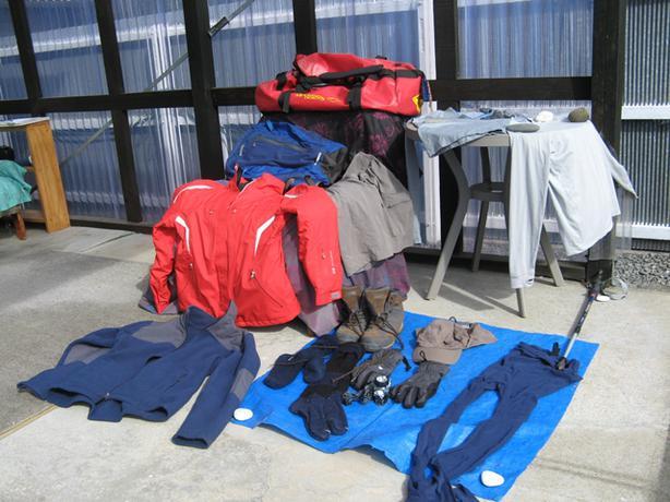 Trekking Gear-am open to offers