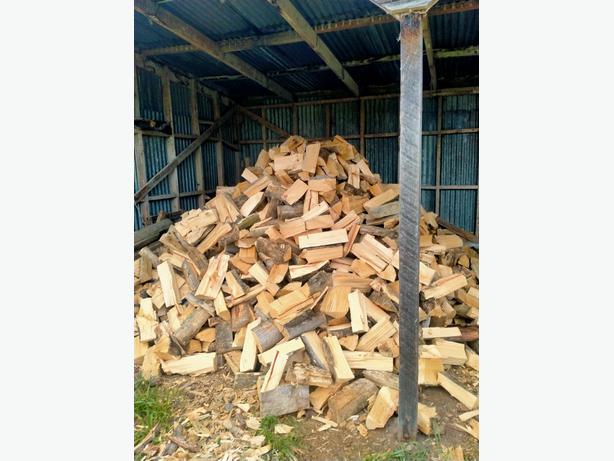 Dry Seasoned Firewood & Cutting / Splitting Services
