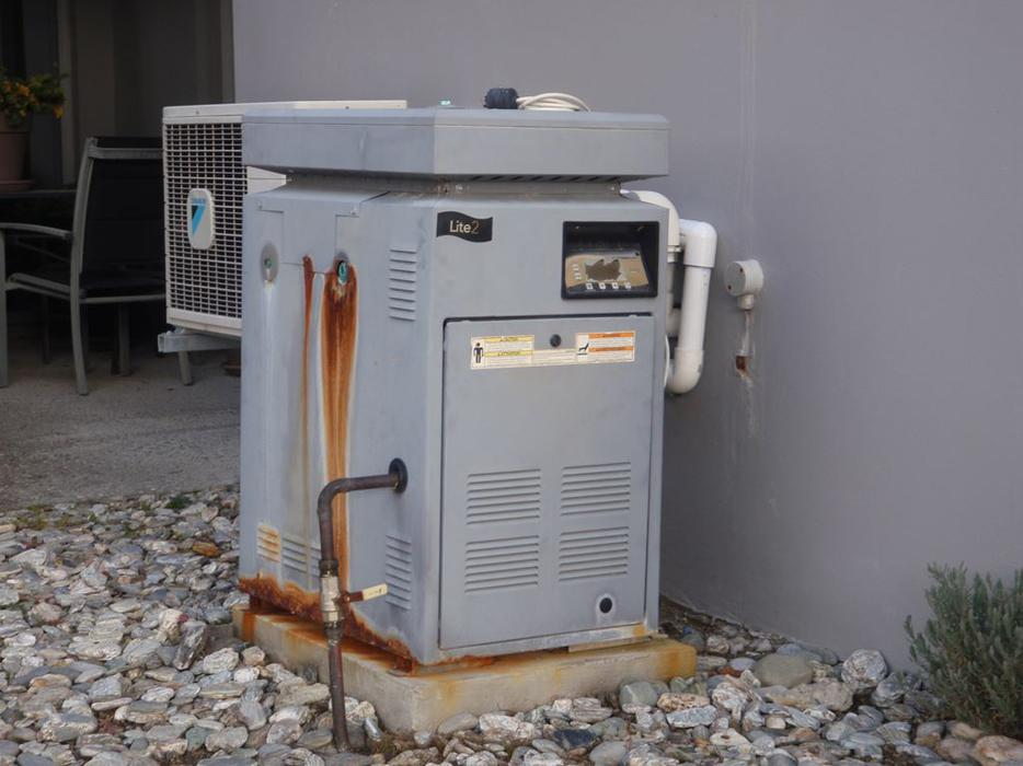 Jandy Laars Lite2 Pool And Spa Heater  Model Lj175