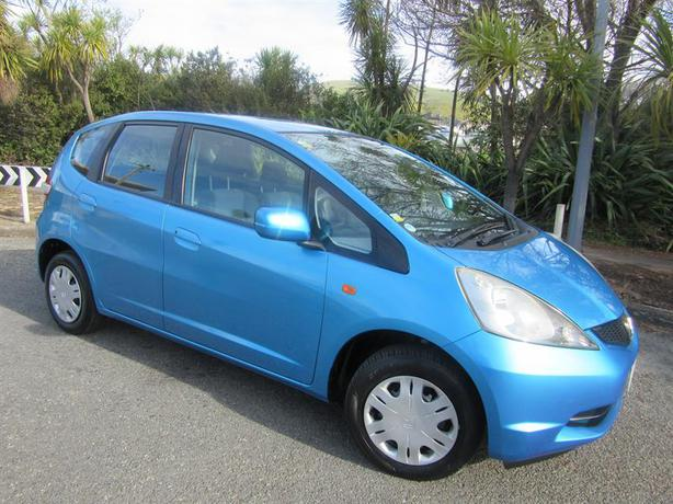 2008 Honda Fit New Shape