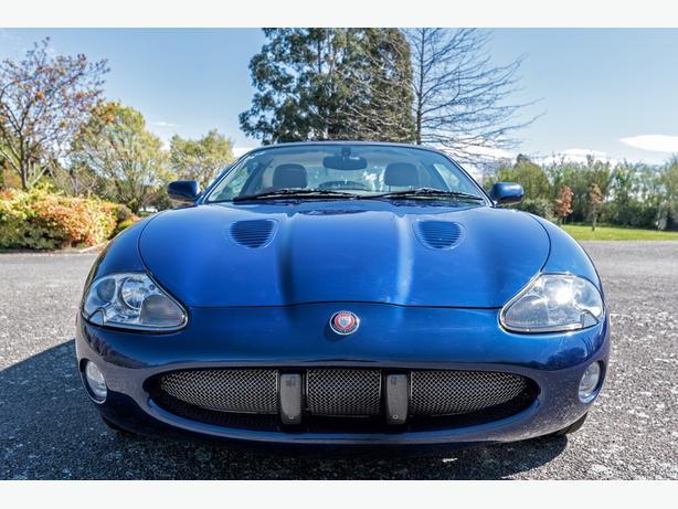 2002 Jaguar XKR Supercharged   GORGEOUS Deserves Your Attention!