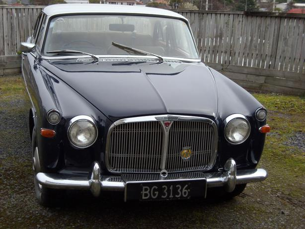 Rover P5 3LT Coupe 1964