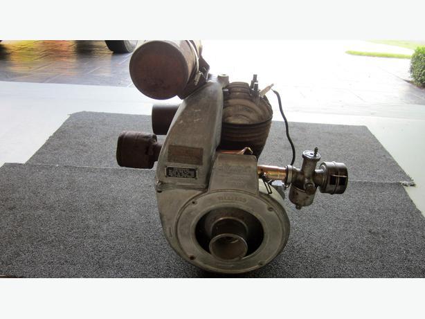 Villiers 27b motor Rangiora, www - MOBILE