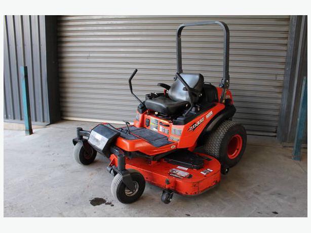  Log In needed $13,500 · 58789 Kubota ZD331 Zero turn mower