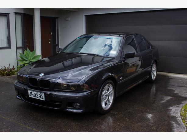 2001 BMW 530i M Sport Manukau, www