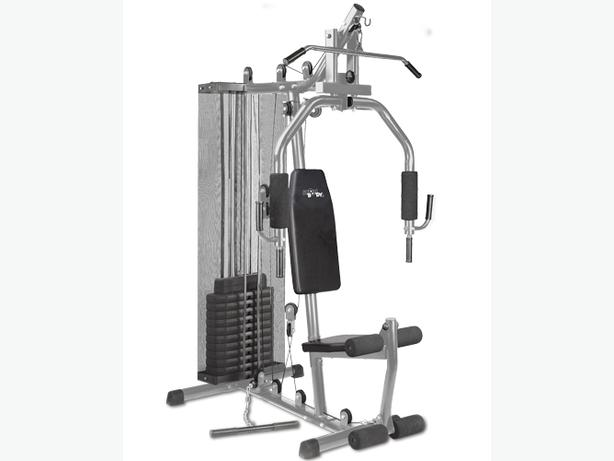 Dalps multi home gym retail good condition only