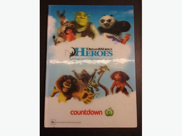 countdown Collectible Full Set HEROS Collections
