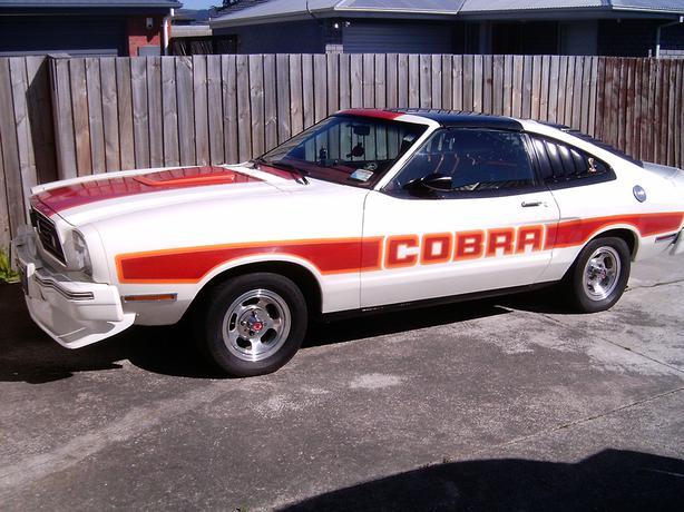 1978 Ford Mustang Cobra 11
