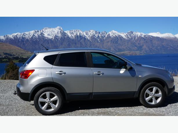 Nissan Dualis 2007 4WD