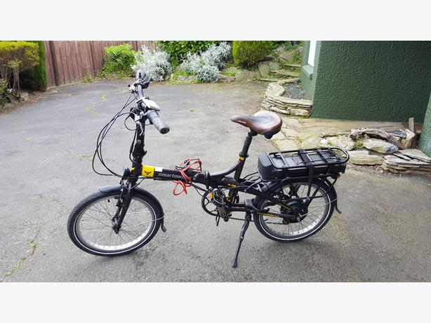 "Folding 20"" electric bike (SMARTMOTION-E20)"