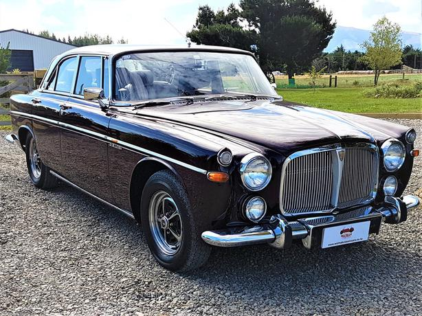 1969 Rover P5B Coupe  - Mint, Rare & Collectable!
