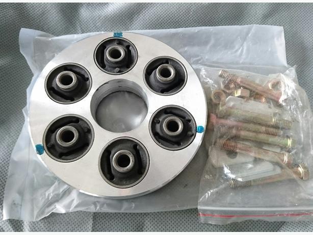 toyota estima auxiliary drive shaft couplings