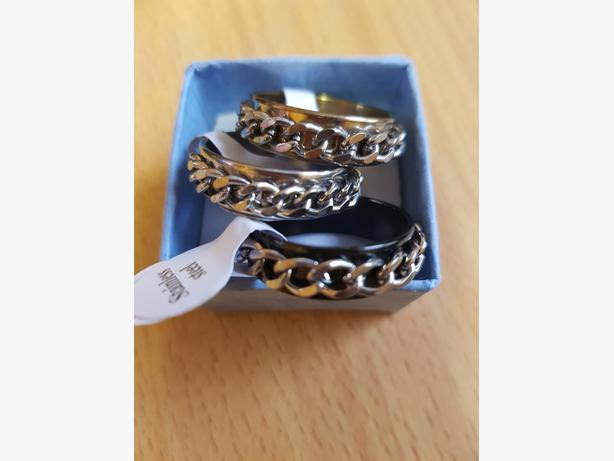 mens chain rings size 11 in stock now