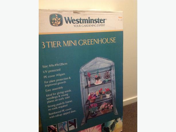 Mini Greenhouse, 3 tier