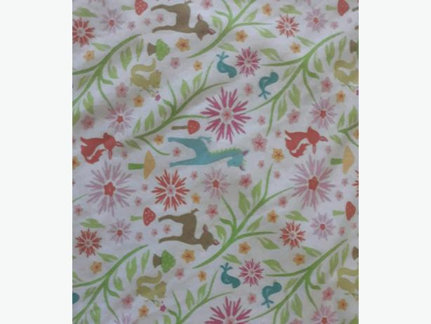 Lily And George Pram Blanket Woodland