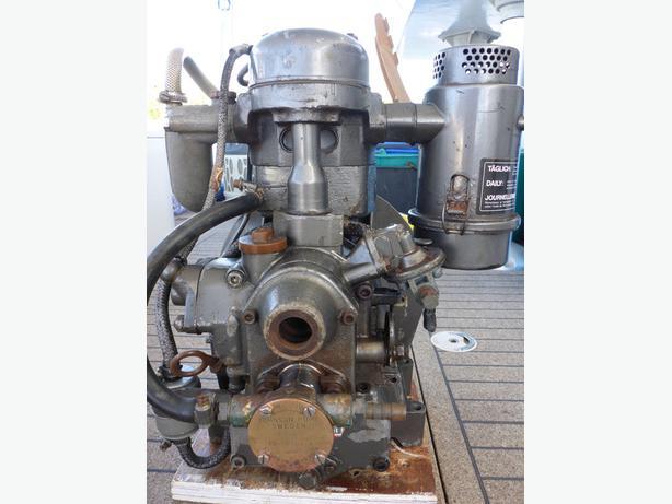 Diesel Engine Farymann Kerikeri