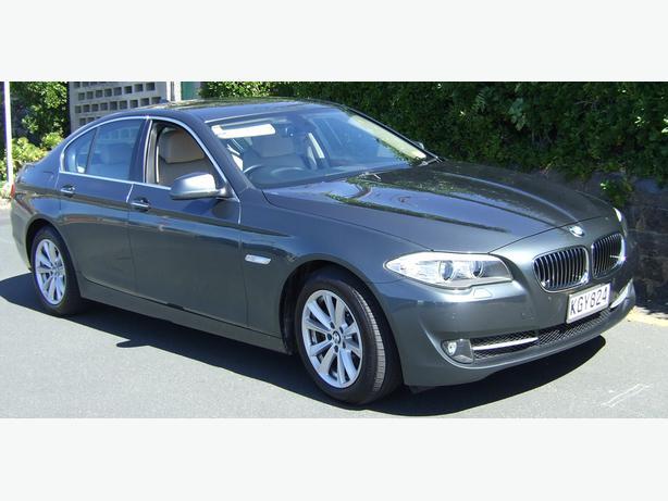BMW 5 Series 3.0L 2011