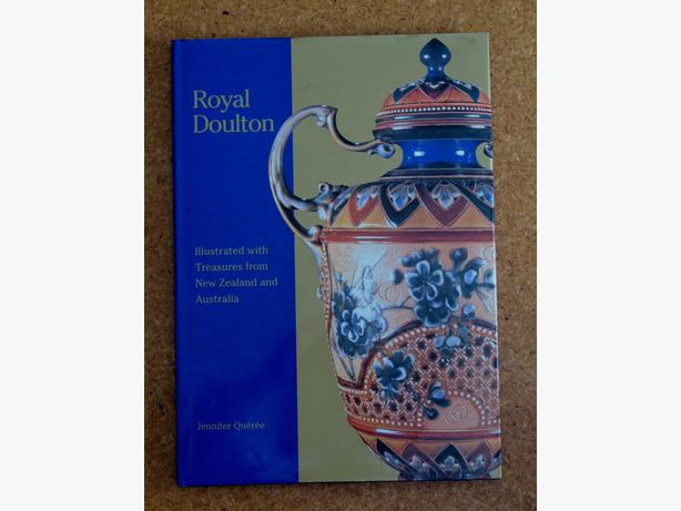 Royal Doulton: Illustrated With Treasures from New Zealand and Australia