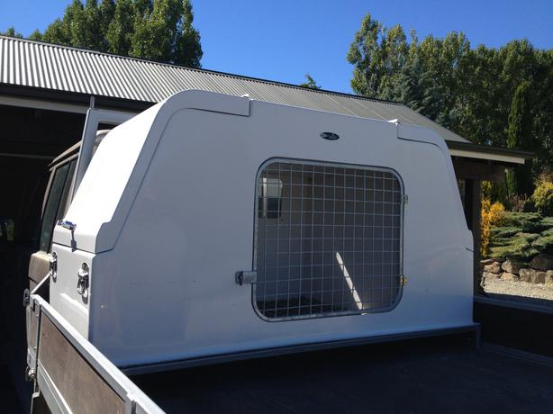 Dog Box and Storage