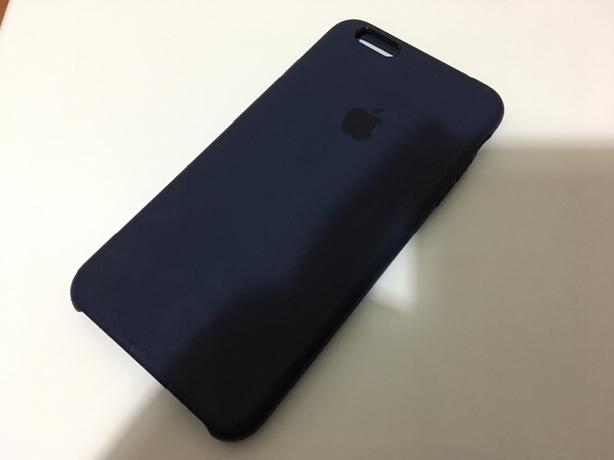newest collection d90cd eb885  Log In needed $9 · Apple Offical iPhone 6 Plus/6s Plus Silicone Case  (Midnight Blue)