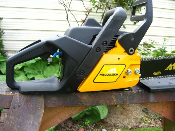 McCULLOCH/POULAN CHAINSAW