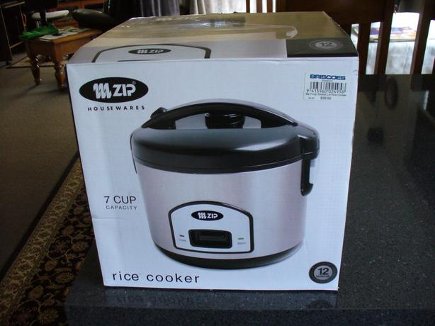 Zip Rice Cooker  7 cup