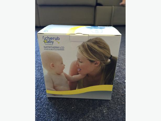 Cherub Baby Natritherm LCD Food & Bottle Warmer