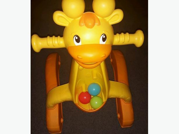 Promote Playskool Poppin Park Giraffalaff Walker