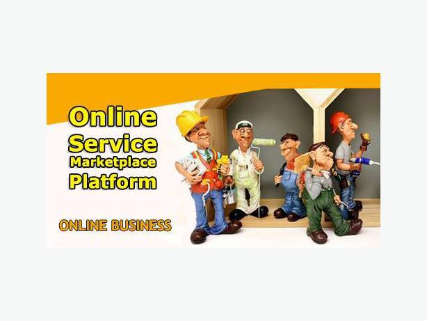 Online Service Marketplace Platform - FOR SALE Auckland, www
