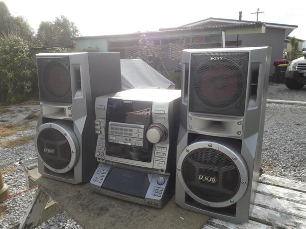 SONY Stereo rack system