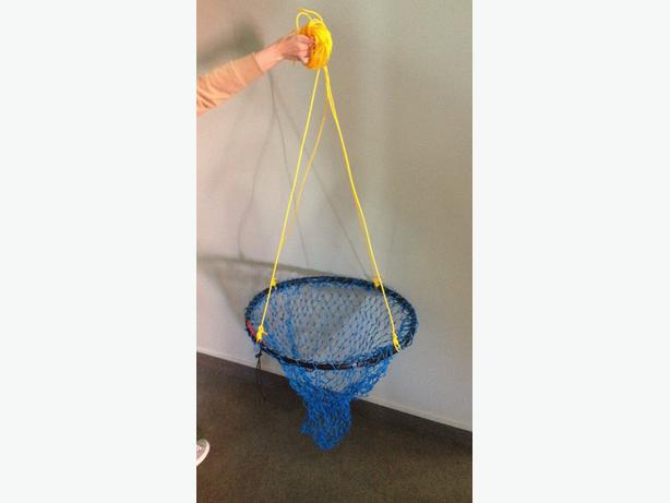 Drop Net (must have for fishing the Dunedin Wharf)