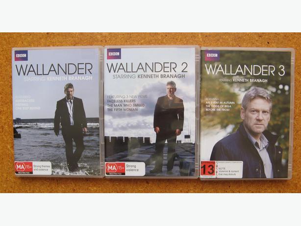 Wallander 1-3