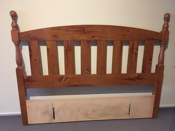Bed Base & Headboard