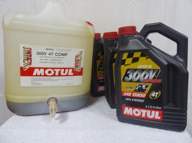 MOTUL & SHELL SYNTHETIC RACING OILS
