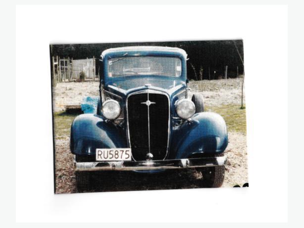 1934 chev master 4 door