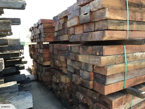 20 x New [2.1M] Australian Hardwood Sleepers