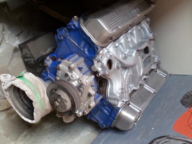 ford 460 motor
