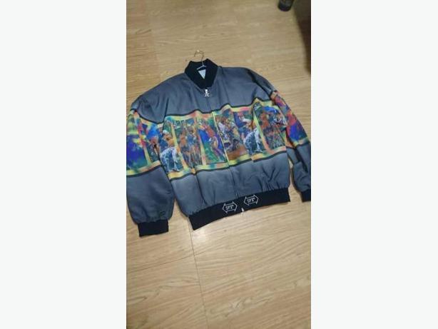separation shoes 03e27 ebf1e SPX vintage chalkline jacket SUPER RARE Collector NBA NFL ...